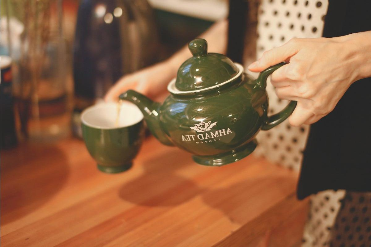 Диктант беседа за чаем