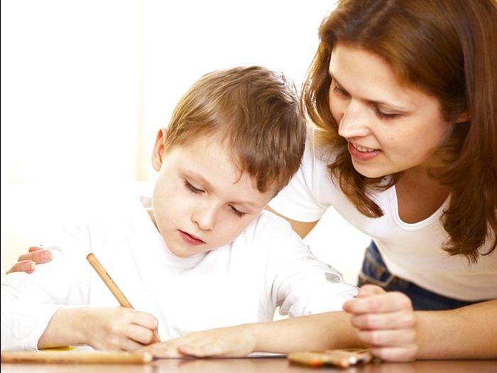 Как научить ребенка писать правильно